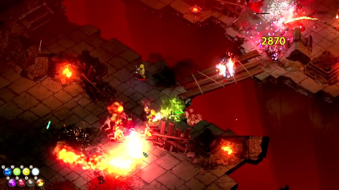 Magicka dlc: dungeons  gargoyles - magicka dlc: dungeons  gargoyles - screenshot 6 a-magicka dlc