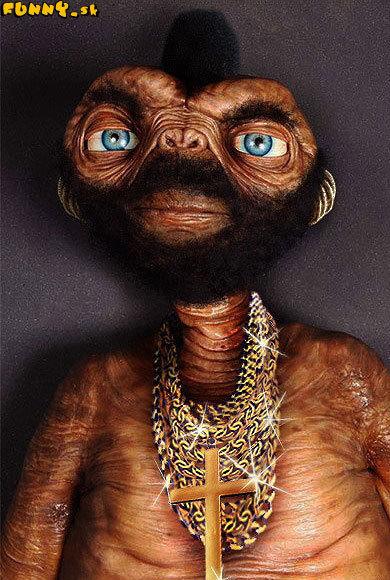E.T. neodišiel domov