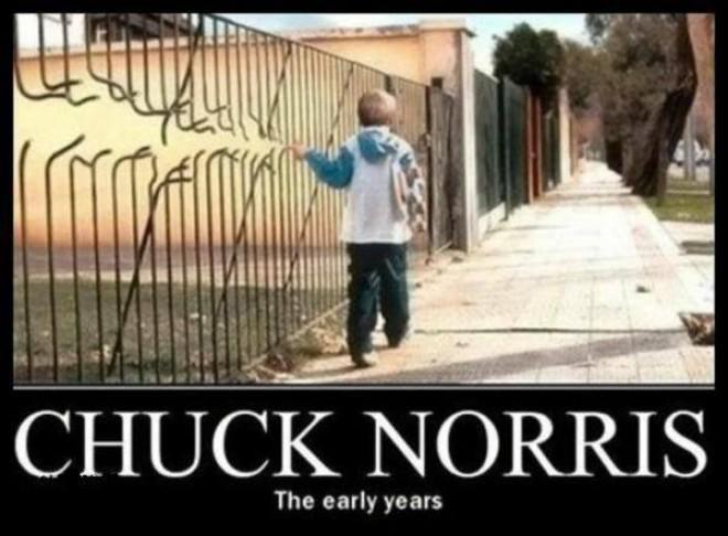 Malý Chuck :D