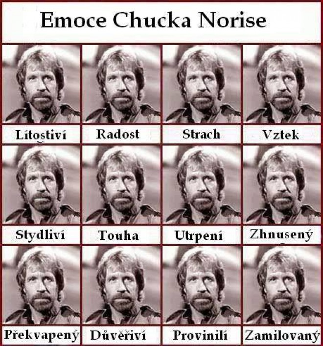 Celý Chuck :D