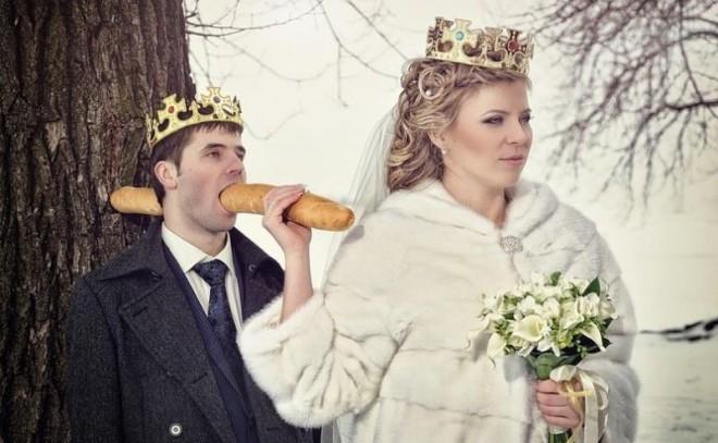 Výborá svadobná foto