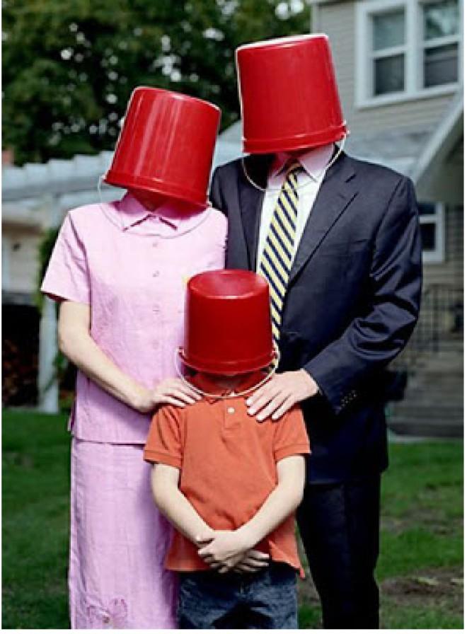 Originálna rodinná foto :)