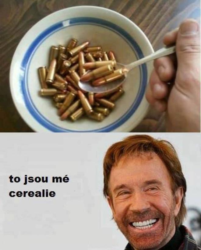 Chuckove cerálie