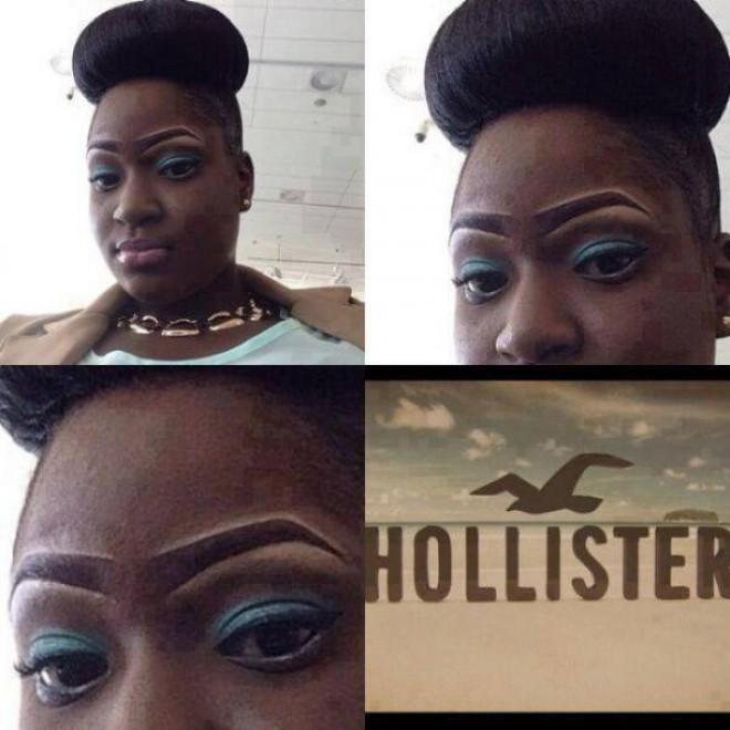 Hollister ? :D