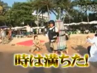 Japonský tryskáč