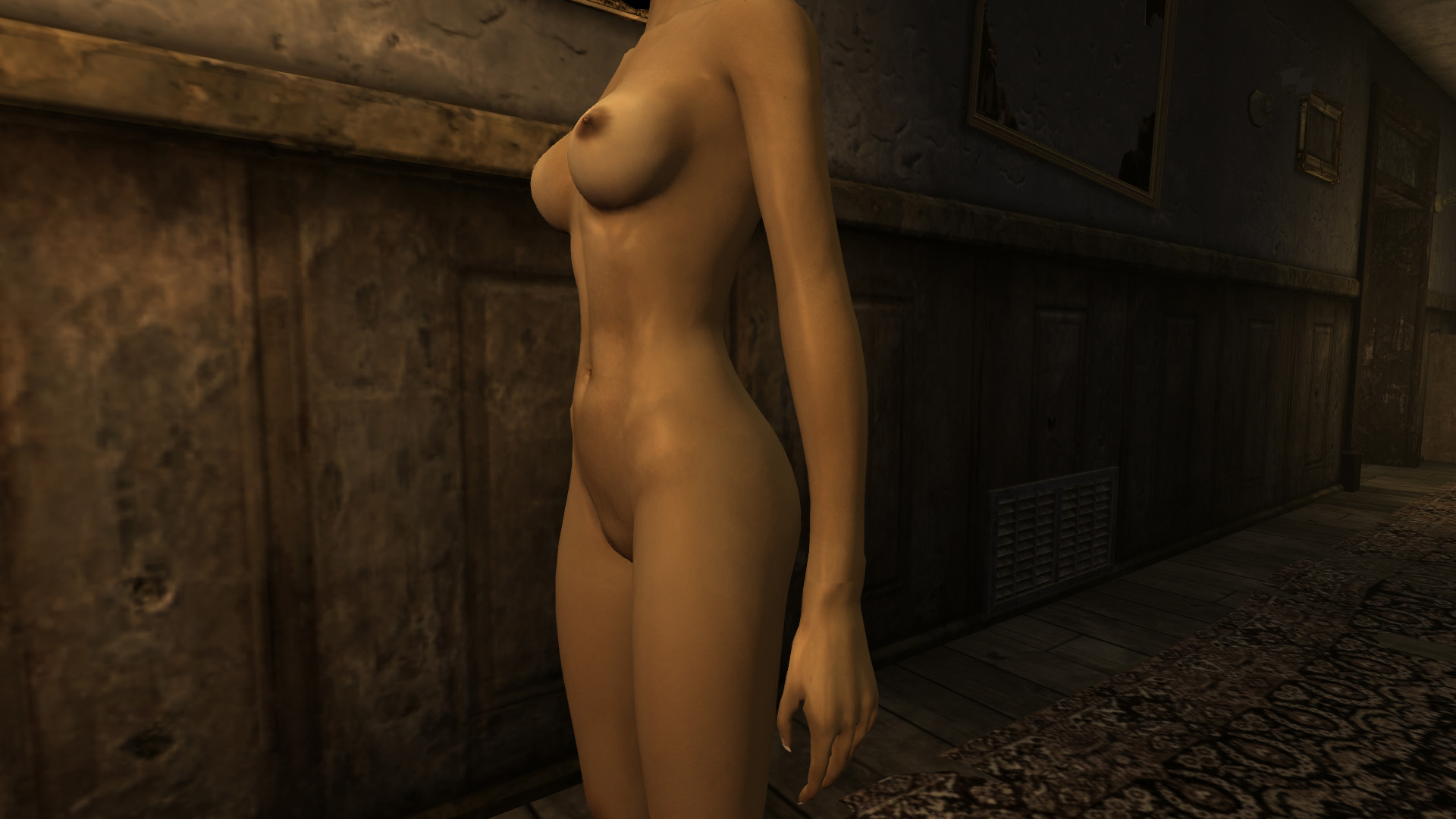 Naked girls playing fallout #15