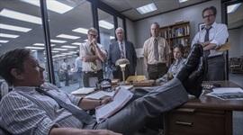 Poctivá Spielbergovina, ktorá vťažkej dobe poukazuje na prácu médií
